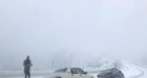 Yetkililerden sürücülere uyarı! Kar yağışı ne kadar etkili olucak...