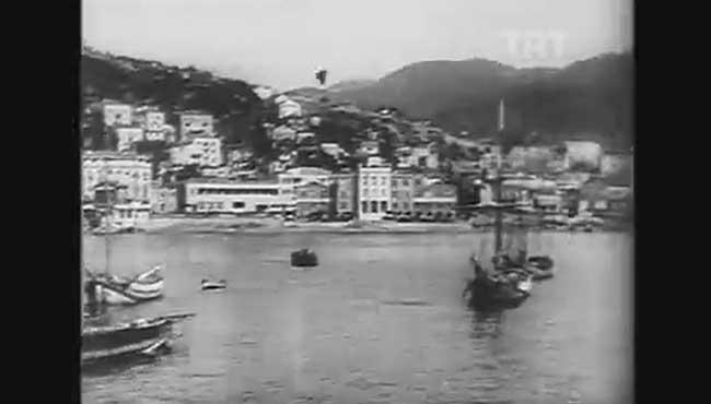 TRT arşivinden çıktı... İşte Kurtuluş savaşı döneminde Zonguldak'ın görütüleri