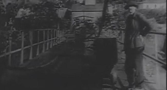 Yıl 1936... TRT arşivinden çıktı... Bakın o günlerde nasıl üretim yapılıyormuş