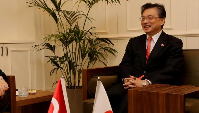 Proje ön elemeyi geçti... Japon Büyük Elçiliği Perşembe günü geliyor...