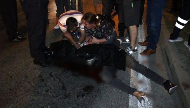 Bir anne babanın feryadı... 20 Yaşındaki genç kazada öldü...