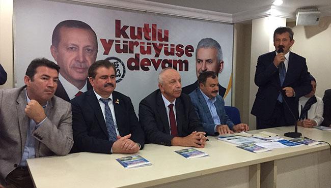 'Zonguldak'a 14 milyarlık yatırım yapıldı'