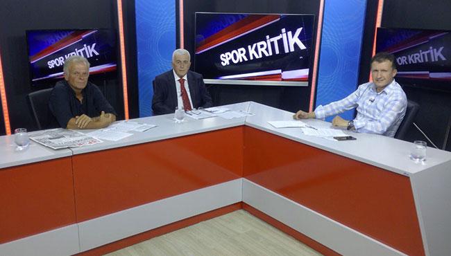 Altay maçının tüm detayları Spor Kritik'te konuşuldu...