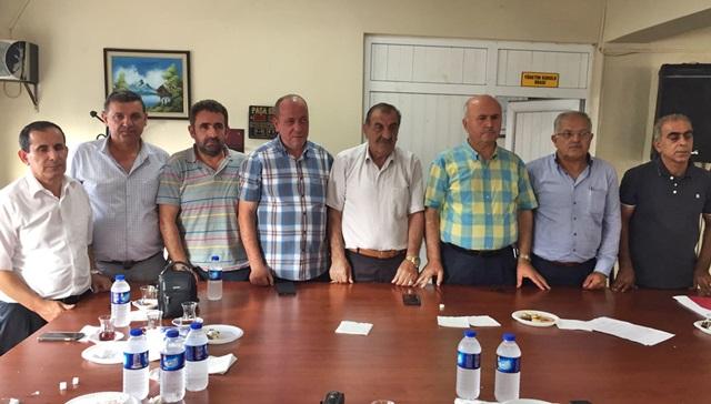 Dernekler Karaduman'a sahip çıktı... Zonguldak bunu da gördü.