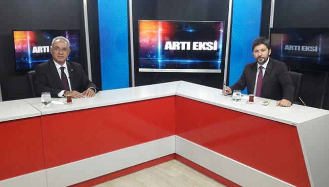 DSP Genel Başkanı Önder Aksakal yanıtladı...