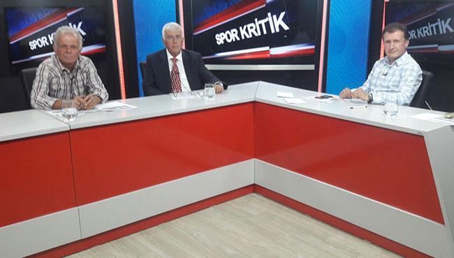 Sakaryaspor maçının tüm ayrıntıları Spor Kritik'te konuşuldu.