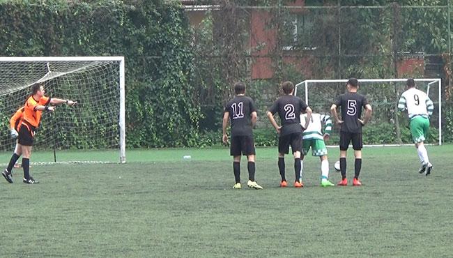 İhsaniye Karaelması tek golle geçti... İşte gol ve detayları.