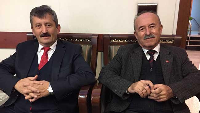 Tosun ve Altun Cumhuriyet'in 94. yılını kutladı..