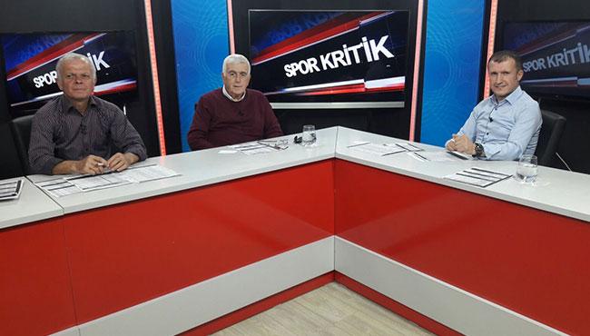Gümüşhane maçının tüm detayları Spor Kritik'te konuşuldu...
