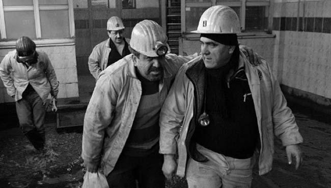 Kömür karası yaşamlar...