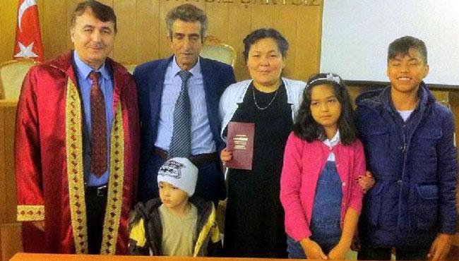 Zonguldaklı müteahhit, Kırgız savcı ile evlendi