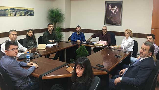 Zonguldak için toplandılar...