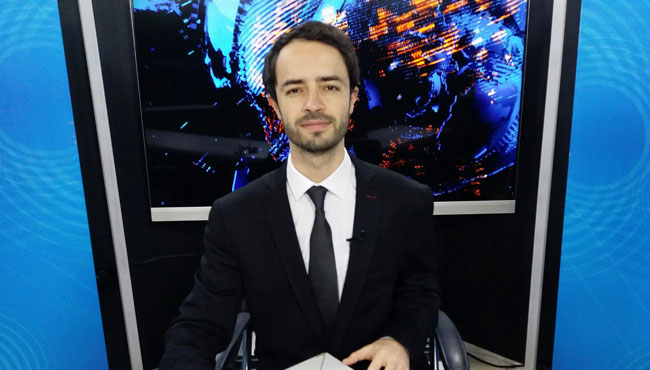 9 Aralık 2017 Elmas TV Ana Haber Bülteni