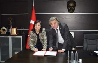 Çaycuma TSO ve İşkur yeni yıla imzaları attı...