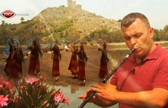 Devrek türküleri TRT'de yayınlandı...