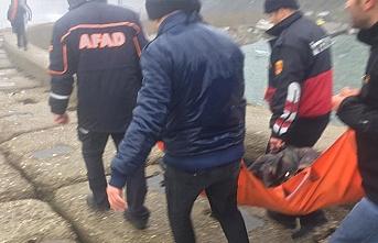 Limanda intihar girişimi... Genç kadın son anda kurtarıldı