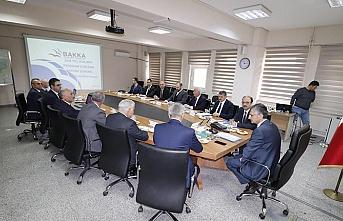 Yönetim Kurulu Toplantısı yapıldı...