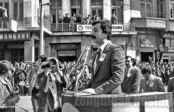 Zonguldak eski Belediye Başkanı Zeki Çakan...