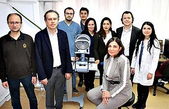 BEÜ 'Kornea naklinde' başarılı ameliyatlara imza atıyor...