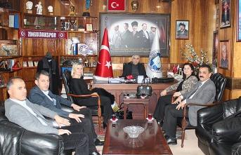 İŞKUR'dan GMİS'e ziyaret...