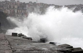 Meteoroloji Genel Müdürlüğünden uyarı... Fırtına geliyor...