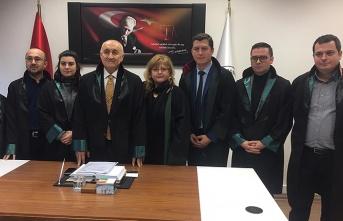 Zonguldak Barosu, cinayeti kınadı...