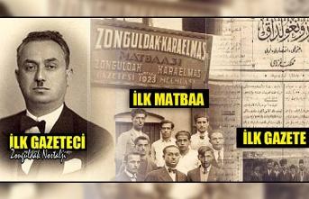 Zonguldak Basın Tarihi ve İlkleri...