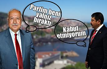 Başkan Akdemir'e CHP teşkilatından cevap