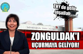 Havalimanlarının otoritesi Zonguldak'a inecek...