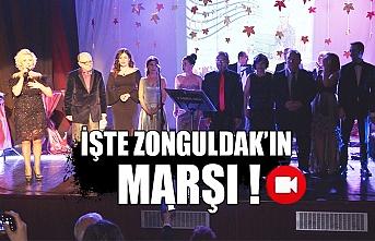 İşte Zonguldak'ın Marşı!