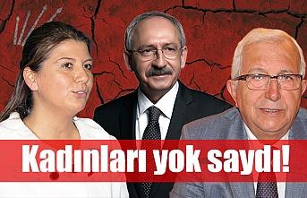 Kadınları yok saydı! Kılıçdaroğlu'na ve Posbıyık'a seslendi!