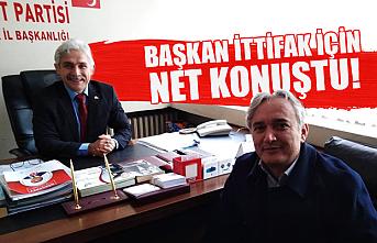 MHP İl Başkanı Varol AK Parti ile ittifak iddialarına son noktayı koydu
