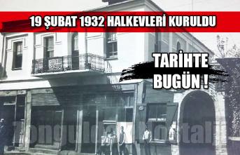 Tarihte bugün! 19 Şubat 1932 Halkevleri kuruldu…