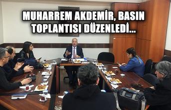 Akdemir, Belediyenin borcunu açıkladı...
