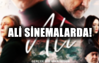 Ali sinemalarda!
