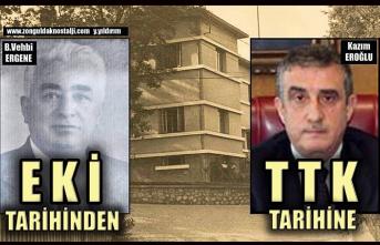 Eki tarihinden, TTK tarihine…