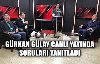 Siyasi partiler hakkında ne diyor? Gürkan Gülay CANLI yayında soruları yanıtladı!