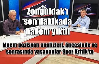 Menemen Belediyespor maçının tüm detayları Spor Kritik'te...