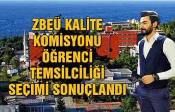 ZBEÜ 'Kalite Komisyonu Öğrenci Temsilciliği' seçimi sonuçlandı...