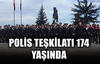Polis teşkilatı 174 yaşında!