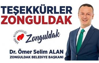 Selim Alan: Yapacak çok işimiz, hayata geçireceğimiz çok projemiz var