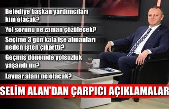 Ömer Selim Alan'dan çarpıcı açıklamalar!