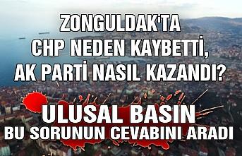 Zonguldak'ta CHP neden kaybetti, AK Parti nasıl kazandı? Ulusal basın bu sorunun cevabını aradı