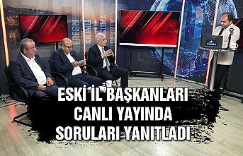 CHP'de kongre süreci... Eski İl Başkanları soruları yanıtladı...