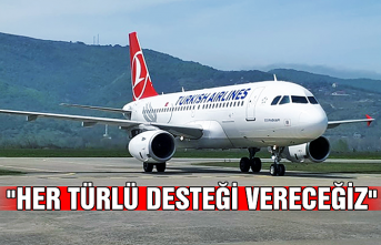"""Metin Demir: """"Her türlü desteği vereceğiz"""""""