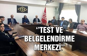 ''Test ve Belgelendirme Merkezi''