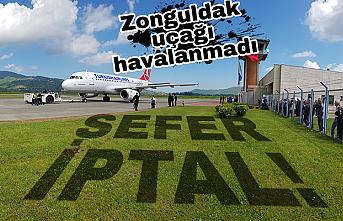THY'nin İstanbul-Zonguldak seferi iptal!