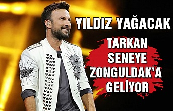 Zonguldak'a yıldız yağacak