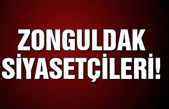 Zonguldak siyasetçileri!