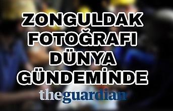 Zonguldak'ta çekilen fotoğraf dünya gündeminde!